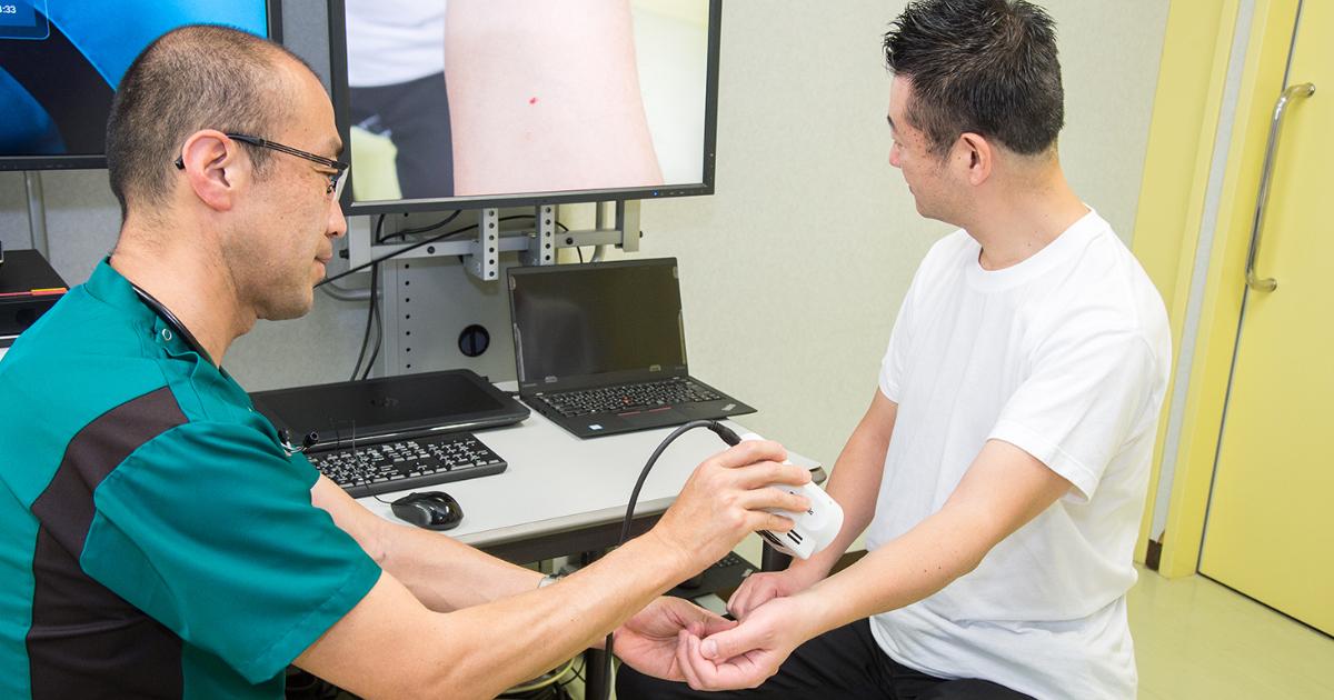 5Gによる遠隔診療で、離れた地域にも専門医の医療サービスを